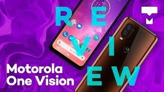 Review Motorola One Vision: belo design, câmeras sem graça - TecMundo Video