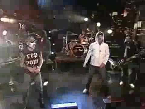 hollywood undead YOUNG live on carson daly's the last call
