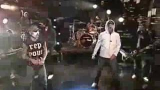 hollywood undead YOUNG live on carson daly