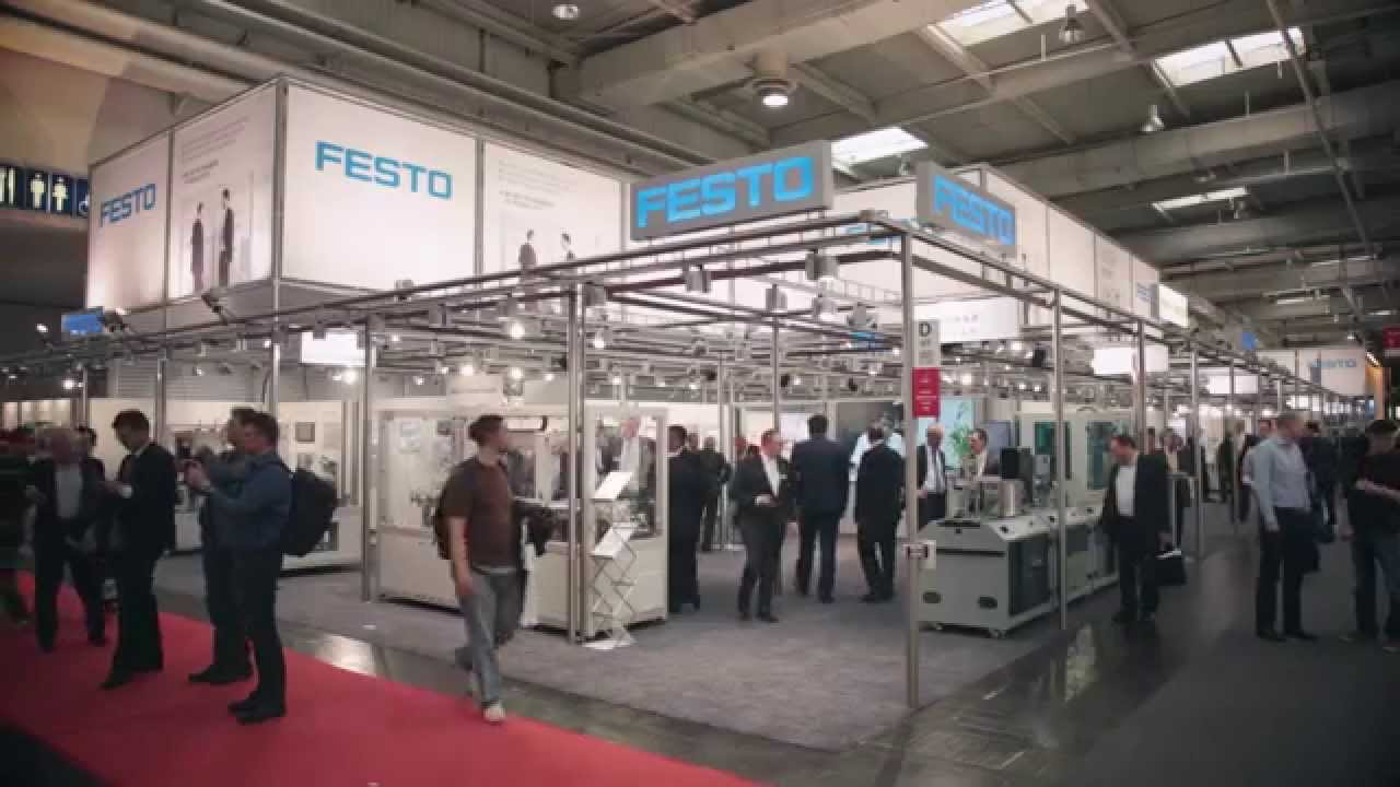 hannover messe festo hfitaly youtube. Black Bedroom Furniture Sets. Home Design Ideas