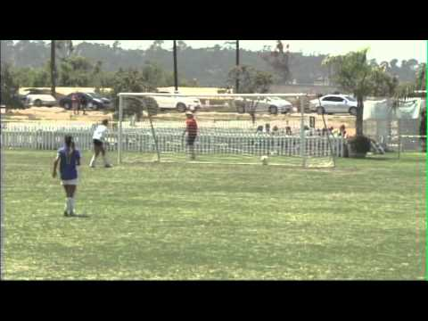 Abigail Kim at Surf Cup July 2013