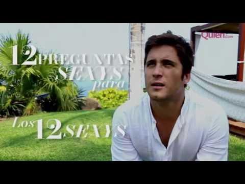 12 preguntas SEXYS para Diego Boneta