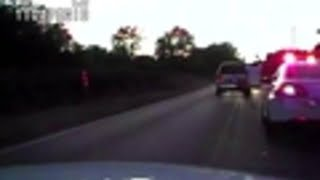 Video: Tulsa police shooting