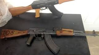47 savaş Pikap Romen AK
