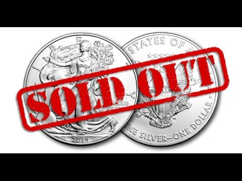 US Mint STUNS Silver Market, Suspends Silver Eagle Sales For the Year