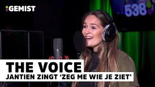 Jantien - Zeg Me Wie Je Ziet | The Voice of Holland 2020