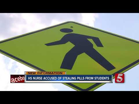 Former Station Camp High School nurse accused of stealing ADHD medicine from students