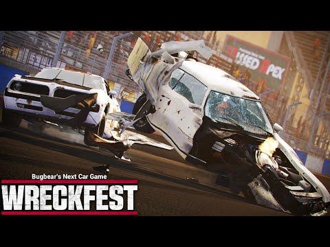 Wreckfest #2 - Demolition Derby! |