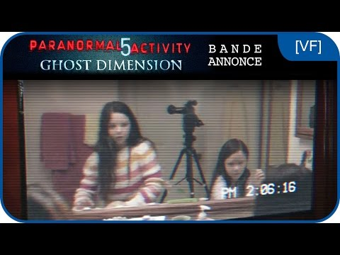 PARANORMAL ACTIVITY 5 GHOST DIMENSION - streaming [VF]