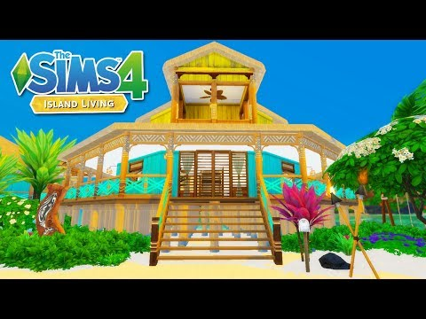 Free Download Moving Into Our New Beach Mansion! (sims 4 Island Living) #1 Mp3 dan Mp4