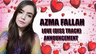 AZMA FALLAH ROAST DISTRACK Announcement closed