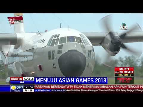 Obor Asian Games 2018 Mendarat Di Ranah Minang
