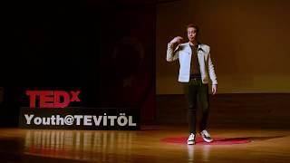 Ters Ol ve Hayallerinle Uç  | Derin Biricik | TEDxYouth@TEVITOL
