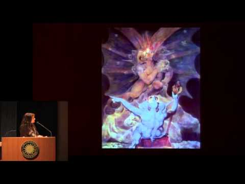 James Dicke Contemporary Artist Lecture with Inka Essenhigh
