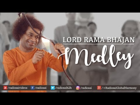Rama Bhajans Medley | Sai Students Bhajan Collection | Prasanthi Mandir Bhajans