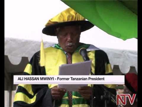 Former Tanzanian President visits Kampala International University