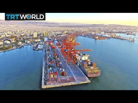 Turkey's largest port boosts cargo capacity as exports rise | Money Talks