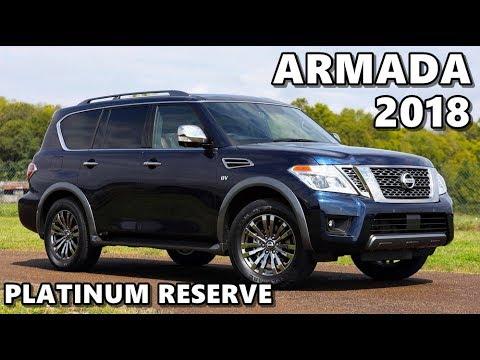 2018 nissan armada platinum. exellent platinum 2018 nissan armada platinum reserve walkaround and nissan armada platinum e