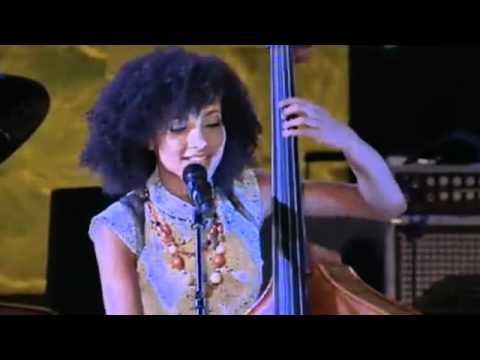 What A Wonderful World (Louis Armstrong cover) Esperanza Spalding Jimmy Heath live 2012 Lyrics