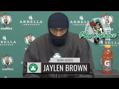 Jaylen Brown Trusts NBA COVID Protocols