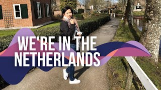 /BISHTRAVELS/ We're in the Netherlands!