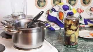 Как заготовить баклажаны на зиму - Рецепт