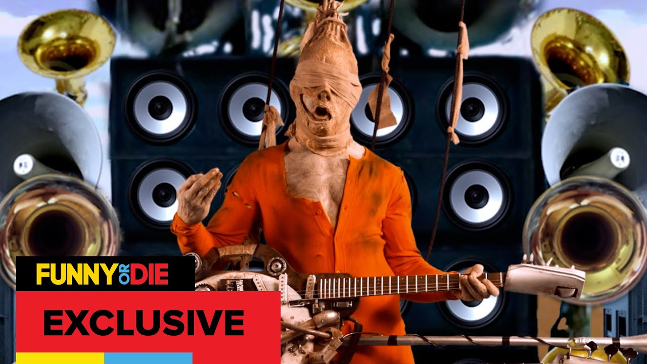 Guitar Tips From Coma The Doof Warrior From Mad Max Fury Road