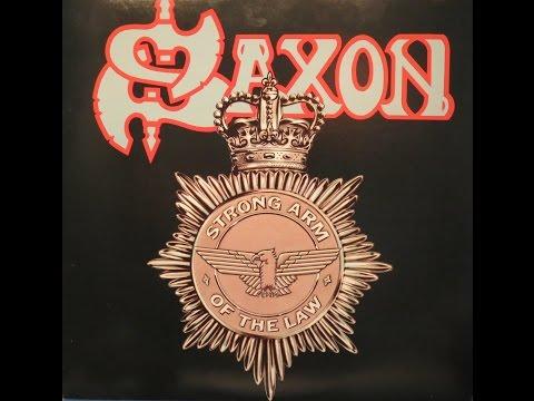Saxon - Dallas 1PM (1980) / Clean Vinyl Album Recording HD