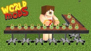 XP FABRİKASI YAPIYORUZ #11 (Minecraft Modlu Survival)