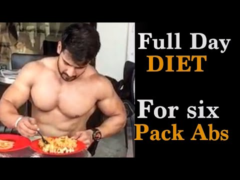 full-day-diet-for-six-pack-abs-|-diet-for-weight-reduction-&-lean-body-|-non-vegetarian-diet