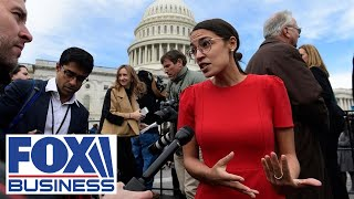 AOC accuses Trump of paying black supporters