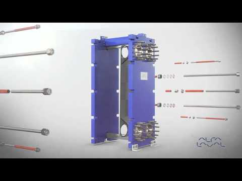 Alfa laval dcs 805b Паяный пластинчатый теплообменник SWEP DS500 Электросталь