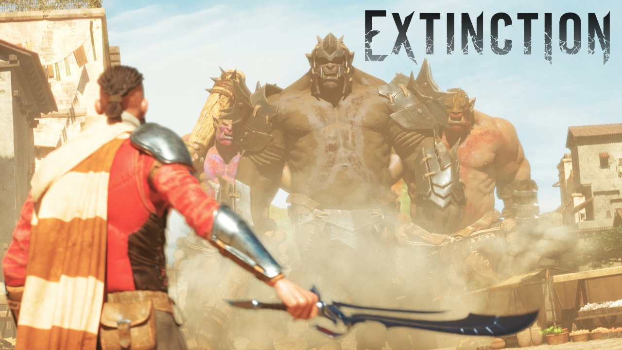 Extinction Trailer