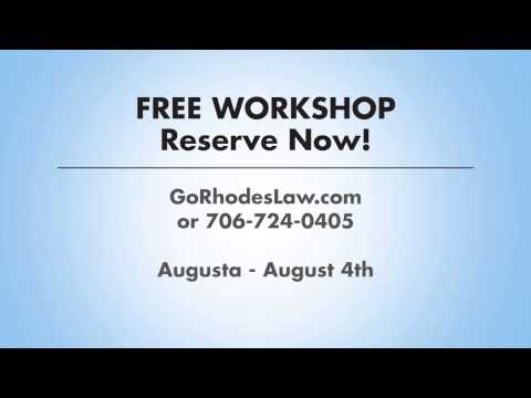 Rhodes Law Firm Workshop Commercial