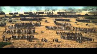 Battle of Waterloo: Morning of June 18th, 1815