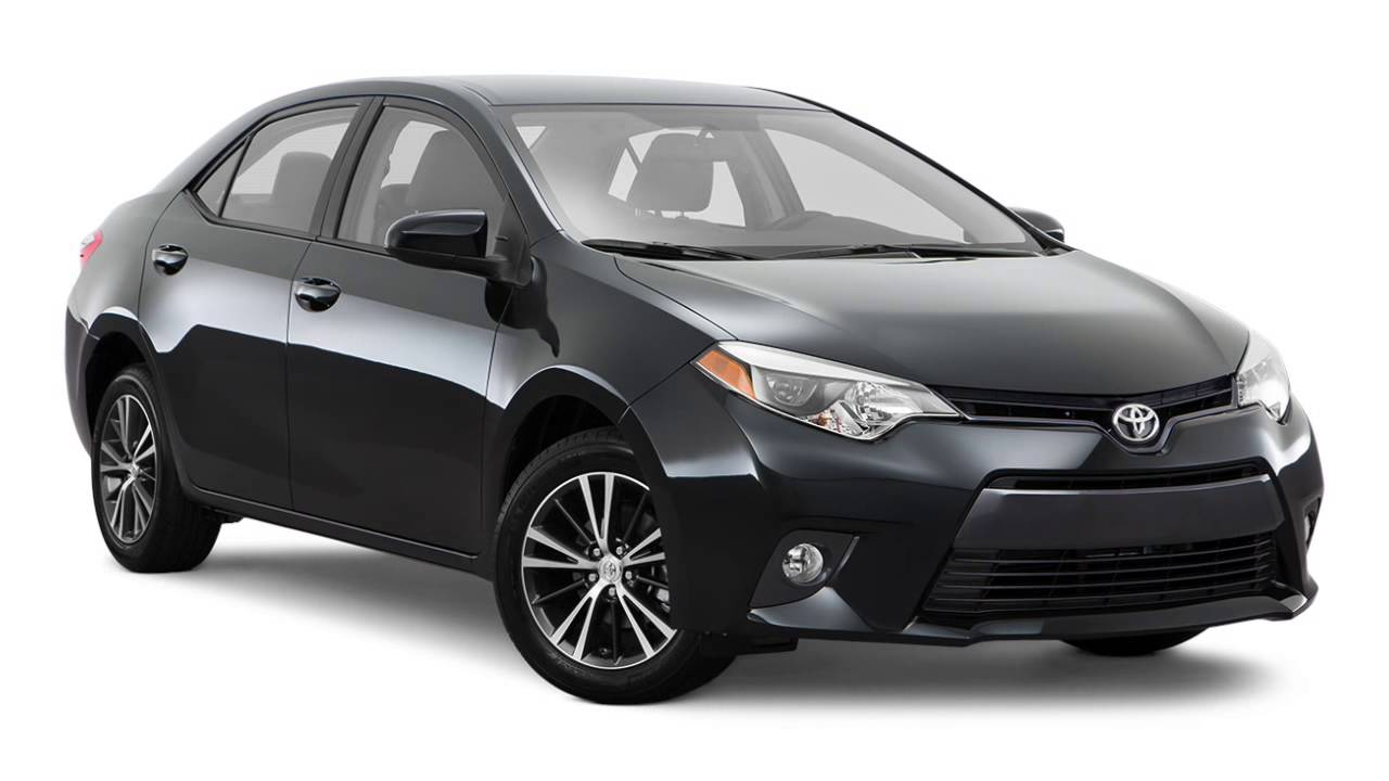 2016 Toyota Corolla Tire Pressure Monitoring System Tpms