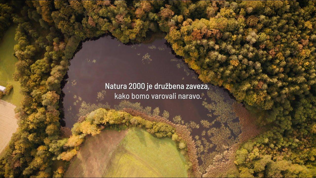 150 sekund narave v gibljivih slikah