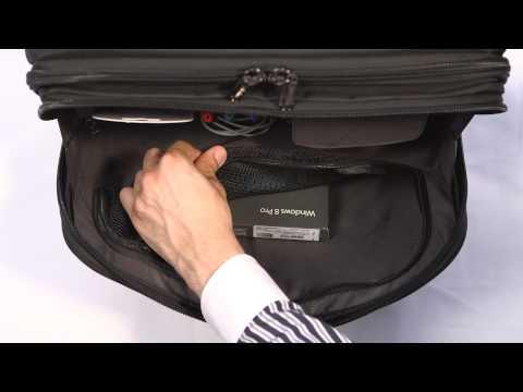 "Verbatim Bag Frankfurt, 15.6"" Notebook Roller"