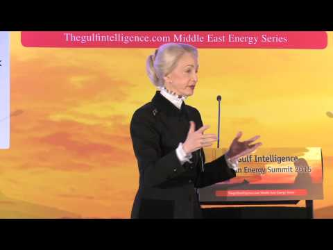 Lady Barbara Judge CBE, Delivers Lecture at Women in Energy Summit