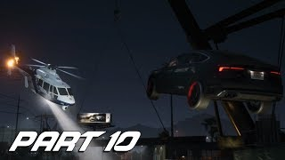 Need for Speed Payback Walkthrough Gameplay Part 10 No Commentary