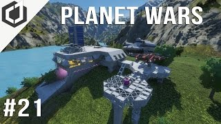 Space Engineers | PLANET WARS - EP 21 | The Miner!