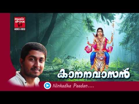 New Ayyappa Devotional Songs Malayalam 2014 | Kananavasan | Song Ninkadha Paadan Vineeth Sreenivasan