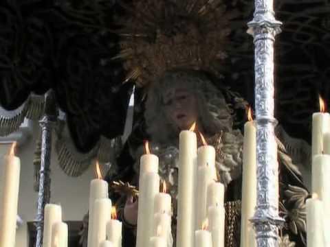 Salida Virgen de la Estrella Sevilla.
