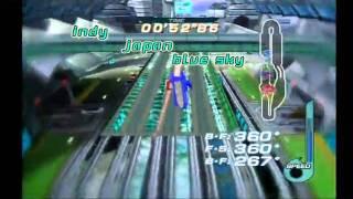 Sonic Riders: Metal City