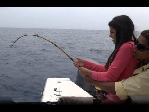 Pescaria Em Alto Mar De MARLIM E DOURADO - Equipe Beluga - 09 Dezembro 2012