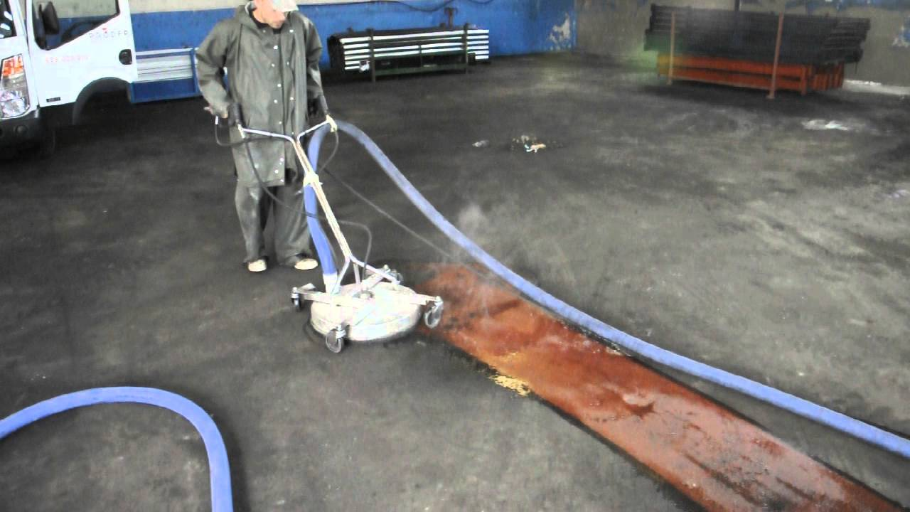 Limpieza de taller mec nico youtube - Limpiar suelos muy sucios ...
