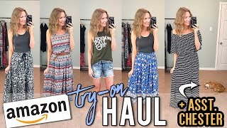 Affordable Amazon Try On Haul! June 2019 | LipglossLeslie