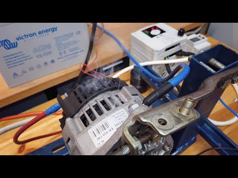 How to not blow up your Alternator when charging Lithium