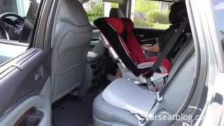 2014-2015 Acura MDX Review: Kids, Carseats & Safety Part 1