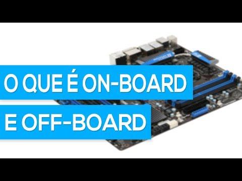 O que é on-board e off-board?
